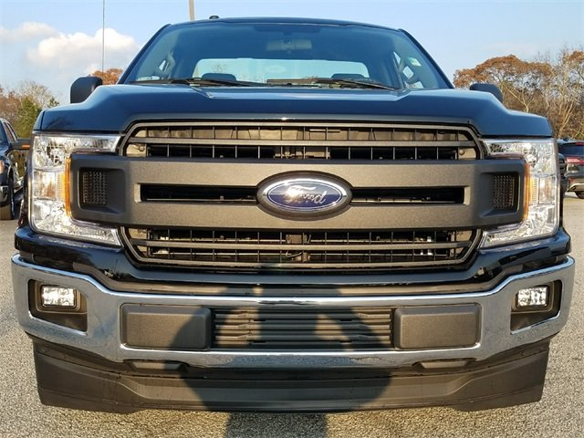 2018 Ford F-150 XL RWD 2 Door 3.3L Ti-VCT V6 engine with Auto Start/Stop Technology Automatic