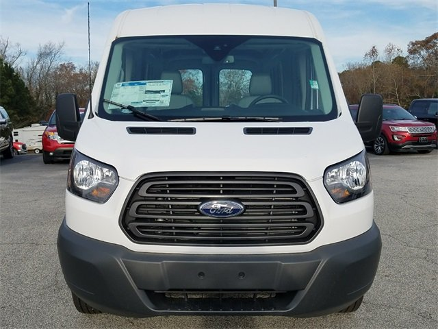 2018 Ford Transit-250 Base Van 3.7L V6 Ti-VCT 24V Engine 3 Door Automatic