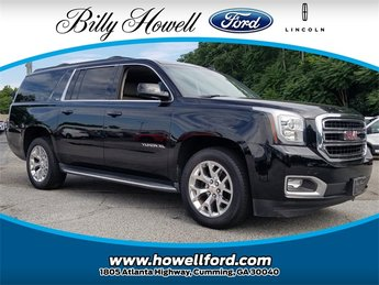 2015 GMC Yukon XL SLT SUV 4 Door V8 Engine