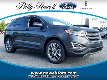 2018 Ford Edge Titanium 3.5L V6 Ti-VCT Engine Automatic SUV