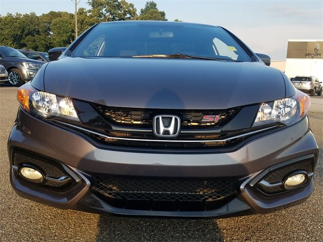 2014 Honda Civic Si Manual 2.4L I4 DOHC 16V i-VTEC Engine Coupe 2 Door FWD