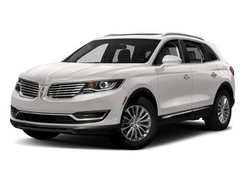 2018 Lincoln MKX Select FWD SUV 3.7L V6 Ti-VCT 24V Engine 4 Door