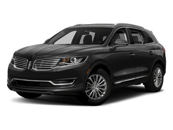 2018 Magnetic Gray Metallic Lincoln MKX Reserve FWD 4 Door SUV 3.7L V6 Ti-VCT 24V Engine Automatic