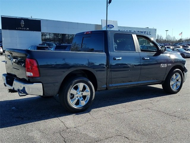 2016 Ram 1500 Big Horn 4 Door Automatic RWD