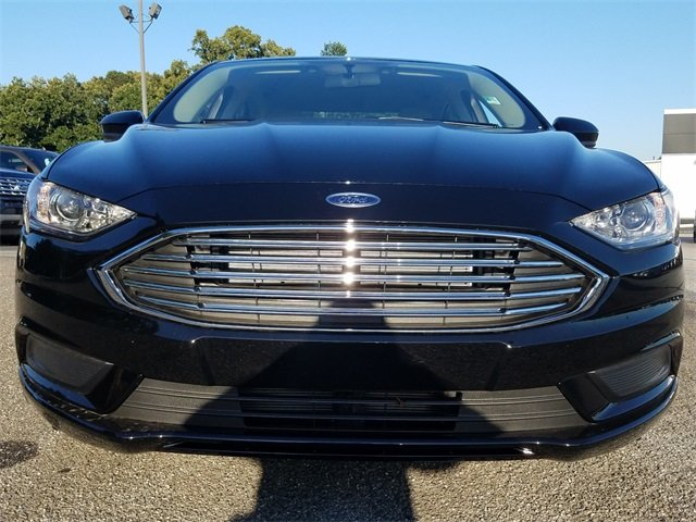 2018 Ford Fusion S Automatic 4 Door 2.5L Duratec I-4 engine Sedan FWD