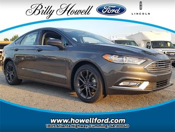 2018 Ford Fusion S Automatic I4 Engine FWD