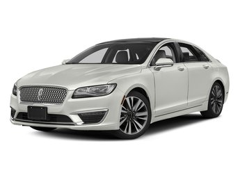 2018 Lincoln MKZ Reserve Sedan 4 Door Automatic FWD 2.0L Turbocharged Engine