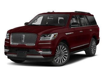 2018 Lincoln Navigator Select Automatic 4 Door 3.5L V6 Engine SUV RWD