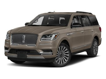 2018 Iced Mocha Premium Colorant Lincoln Navigator Reserve Automatic 4X4 3.5L V6 Engine 4 Door