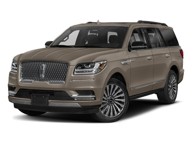 2018 Iced Mocha Premium Colorant Lincoln Navigator Reserve SUV Automatic 4X4 3.5L V6 Engine 4 Door