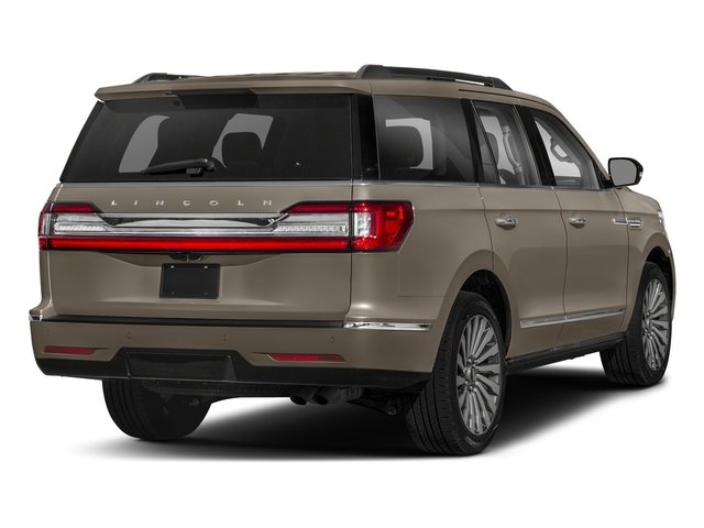 2018 Lincoln Navigator Reserve 3.5L V6 Engine 4 Door 4X4 Automatic
