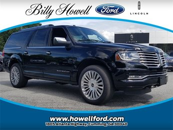 2017 Lincoln Navigator L Reserve 4 Door Automatic SUV