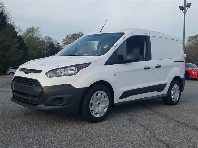 2018 Ford Transit Connect XL 2.5L I4 iVCT Engine FWD Van Automatic
