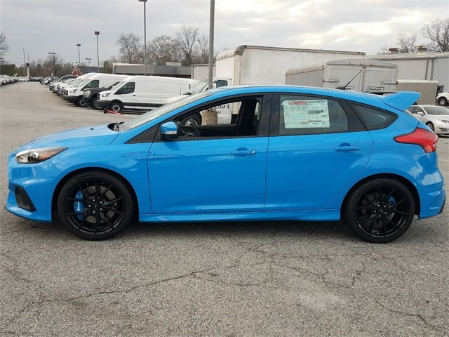 2017 Ford Focus RS AWD Hatchback Manual