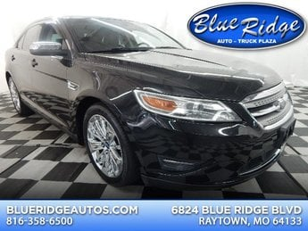 2011 Ford Taurus Limited Automatic Sedan FWD
