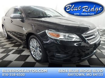 2011 Ford Taurus Limited Automatic 3.5L V6 Engine Sedan 4 Door FWD