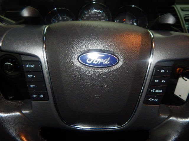 2011 Ford Taurus Limited Sedan Automatic 4 Door