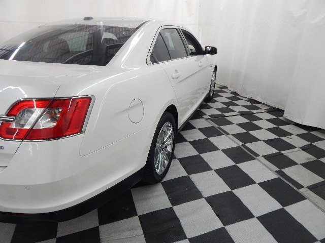 2010 Ford Taurus Limited Sedan Automatic 4 Door