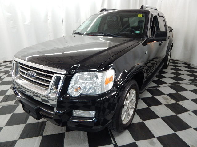 used 2007 ford explorer sport trac limited 4x4 truck for sale kansas city mo 4473. Black Bedroom Furniture Sets. Home Design Ideas