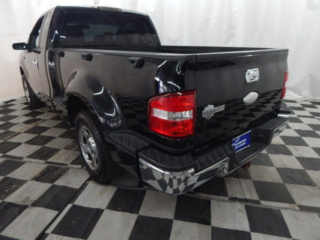 2007 Black Clearcoat Ford F-150 XLT RWD Truck Automatic