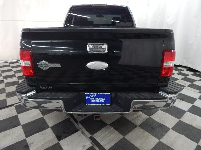 2007 Black Clearcoat Ford F-150 XLT 2 Door RWD Truck Automatic 5.4L V8 Engine