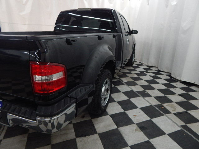 2007 Black Clearcoat Ford F-150 XLT Truck 2 Door Automatic