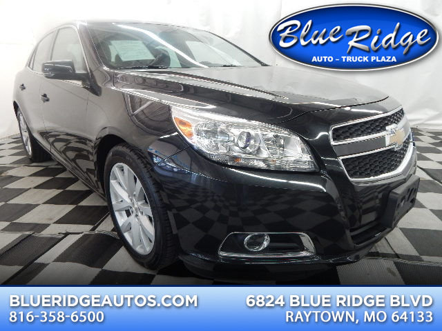2013 Chevrolet Malibu LT 2.5L 4 cyls Engine FWD Sedan Automatic 4 Door
