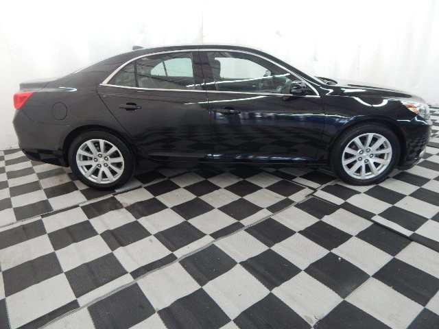 2013 Black Granite Metallic Chevrolet Malibu LT 4 Door Automatic Sedan 2.5L 4 cyls Engine FWD