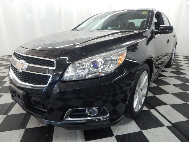 2013 Chevrolet Malibu LT Automatic 4 Door FWD Sedan 2.5L 4 cyls Engine