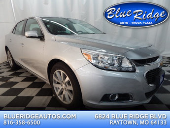 2015 Chevrolet Malibu LTZ Sedan FWD 4 Door Automatic 2.5L 4 cyls Engine