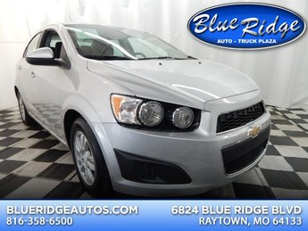 2014 Chevrolet Sonic LT Automatic 1.8L 4 cyls Engine Sedan
