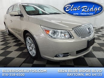 2010 Buick LaCrosse CXL Automatic 3.0L V6 Engine AWD 4 Door Sedan