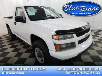 2012 Chevrolet Colorado Work Truck Automatic 2.9L 4 cyls Engine 4X4 2 Door