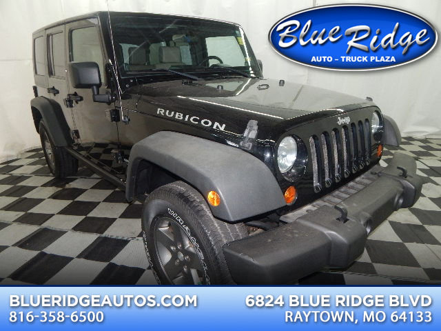used 2007 jeep wrangler unlimited rubicon 4x4 suv for sale kansas city mo 4500. Black Bedroom Furniture Sets. Home Design Ideas