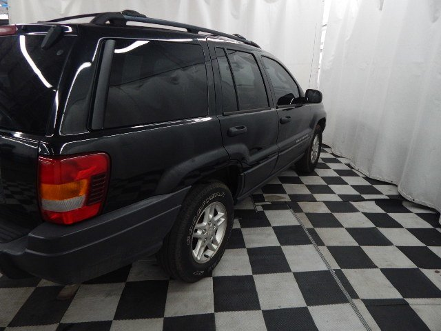 2003 Brilliant Black Crystal Pearlcoat Jeep Grand Cherokee Laredo SUV 4.0L 6 cyls Engine Automatic