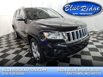 2011 Jeep Grand Cherokee Overland 4 Door 5.7L V8 Engine SUV Automatic 4X4