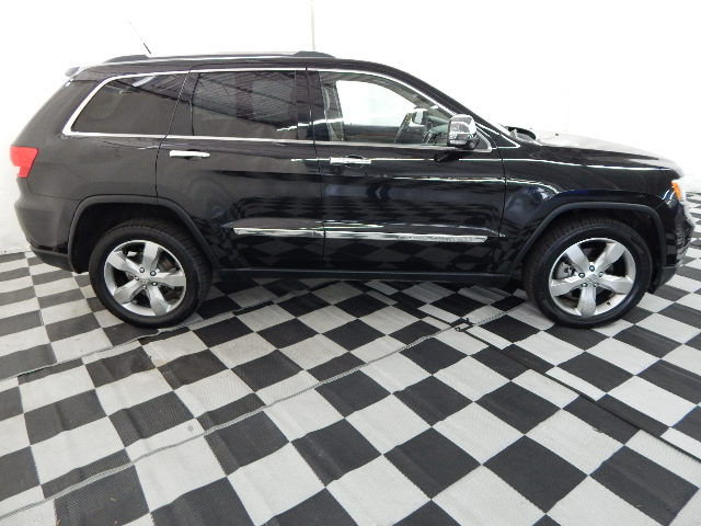 2011 Jeep Grand Cherokee Overland SUV Automatic 4X4 4 Door