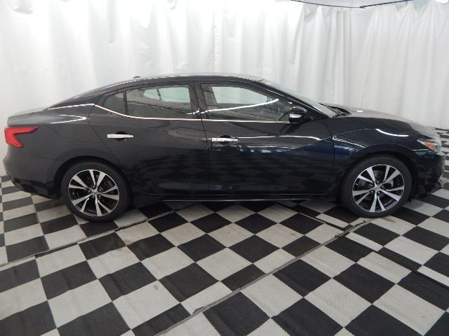 2017 Nissan Maxima 3.5 SV Sedan FWD 4 Door 3.5L V6 Engine