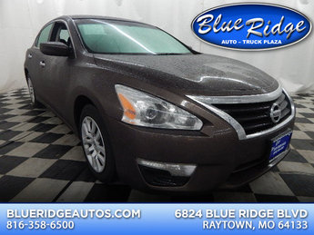 2014 Nissan Altima 2.5 S 2.5L 4 cyls Engine Sedan FWD 4 Door