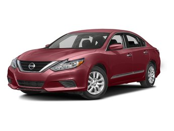 2016 Nissan Altima 2.5 2.5L 4 cyls Engine FWD 4 Door