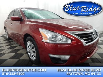 2014 Cayenne Red Metallic Nissan Altima 2.5 S Sedan Automatic (CVT) 4 Door 2.5L 4 cyls Engine