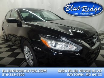 2016 Nissan Altima 2.5 Sedan FWD Automatic (CVT) 4 Door 2.5L 4 cyls Engine