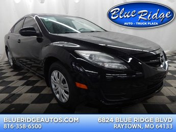2013 Mazda Mazda6 i Sport Manual FWD Sedan 4 Door 2.5L 4 cyls Engine