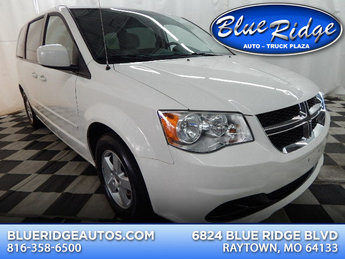 2012 Dodge Grand Caravan SXT 4 Door 3.6L V6 Engine Automatic FWD
