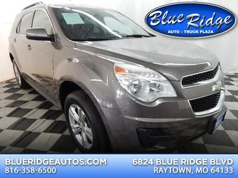 2010 Chevrolet Equinox LT w/1LT SUV 2.4L 4 cyls Engine Automatic FWD