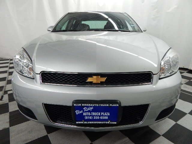 2016 Chevrolet Impala Limited LTZ FWD Automatic Sedan 3.6L V6 Engine 4 Door