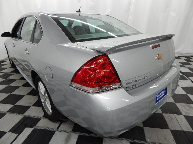 2016 Chevrolet Impala Limited LTZ 4 Door FWD Sedan Automatic