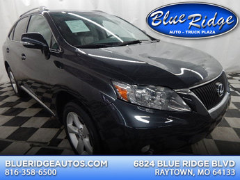 2010 Lexus RX 350 Automatic AWD 4 Door 3.5L V6 Engine
