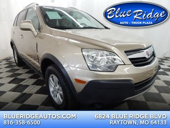 2008 Saturn VUE XE Automatic FWD 4 Door SUV