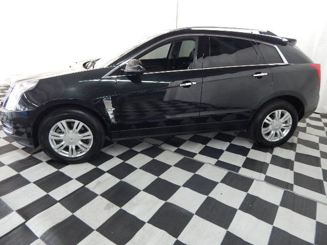 2011 Black Ice Metallic Cadillac SRX Luxury Collection AWD Automatic 4 Door